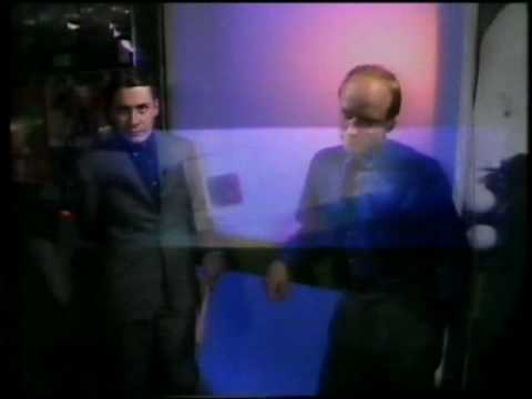 BRIAN ENO - Interview (The TUBE 1986) jools holland (Roxy Music)