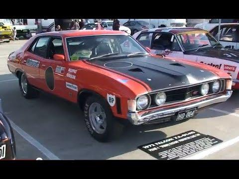 1972 Ford Falcon XA-GT-HO - YouTube  1972 Ford Falco...