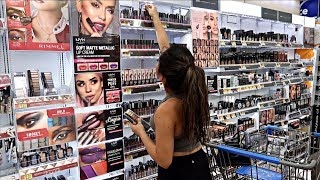 buying makeup