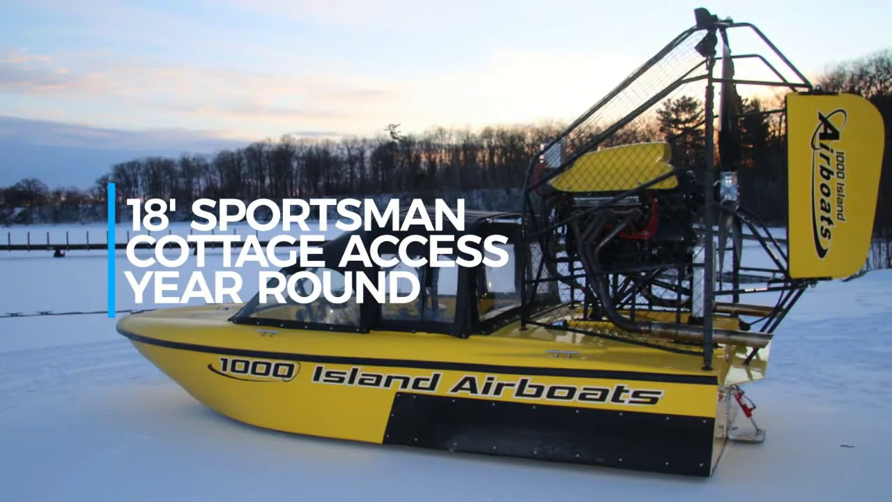 1000 Island Airboats