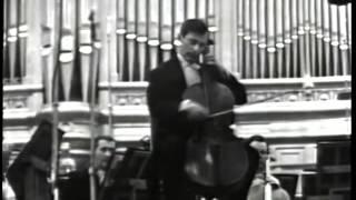 Kabalevsky - Cello concerto N°2 - Shafran