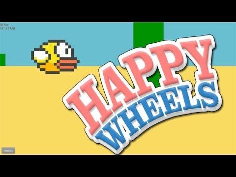 happy wheels multiplayer