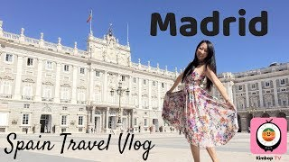 Madrid Spain with Kimbop TV