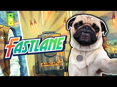 THIS GAME IS UNREAL!?  LET'S PLAY NEW MOBILE GAME!!! - FASTLANE ROAD TO REVENGE