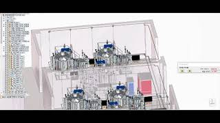 생산용발효기 3D