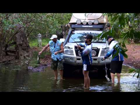 All 4 Adventure & BCF: Adventure Fishing in Arnhem Land - Episode 1