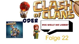 COC [021] - Was wollt ihr eher? (Fredi) | Let`s Play Clash of Clans [Deutsch/HD]