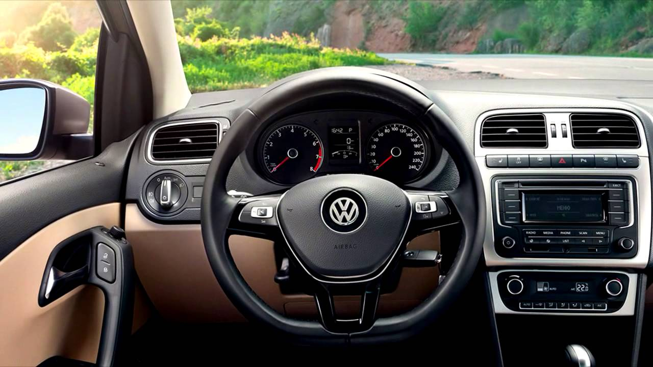 Best car 2016 Volkswagen Polo Sedan - YouTube