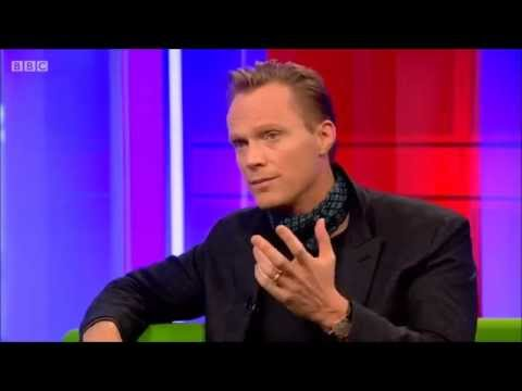 Paul Bettany interviewed on The One Show