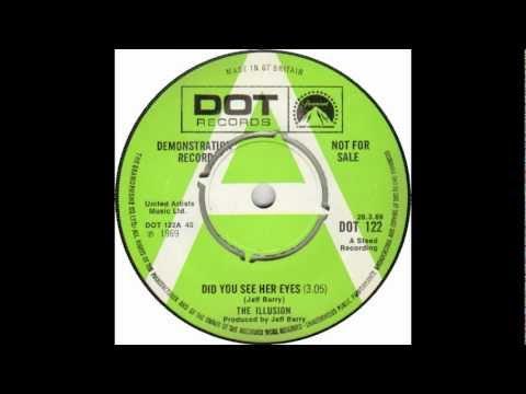 The Illusion   Talking Sweet Talking Soul 1969 LP