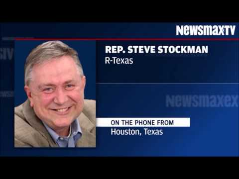 Steve Stockman on Defunding Obamacare, Keeping Government Running