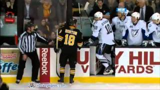 Milan Lucic - The Best Fights
