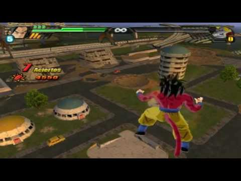 Dragon Ball GT Budokai Tenkaichi 3