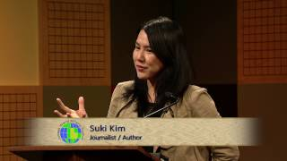 """Juneau World Affairs Council: """"Going Undercover in North Korea"""" with Suki Kim"""
