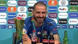 "Leonardo Bonucci On His ""IT'S COMING TO ROME!"