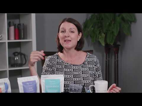 Tonia's Tea Talk | Episode 10: Natural Health Teas & Essential Oils