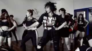 4minute crazy cover by double f