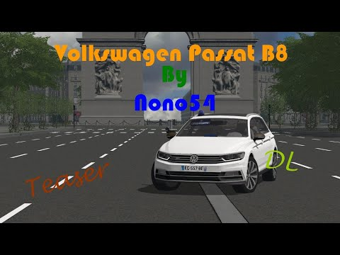 FS17 {Teaser DL}: Volkswagen Passat B8