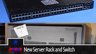 0x0038 - Server Updates: Rack and Network Switch