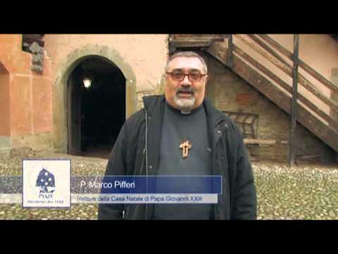 Casa PIME Papa Giovanni XXIII - Proposta