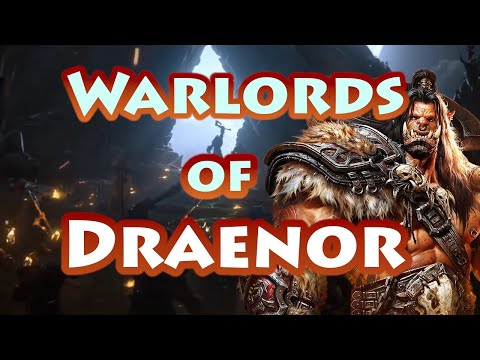 Lore Recap: All the Lore of Warlords of Draenor