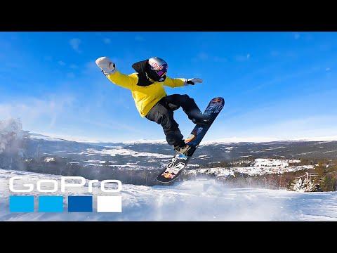 GoPro: Park Session with Marcus Kleveland
