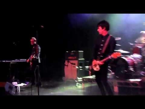Johnny Marr - How Soon Is Now 11/22/13 Nashville, TN