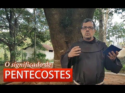 O Significado De PENTECOSTES - Frei Sérgio Henrique