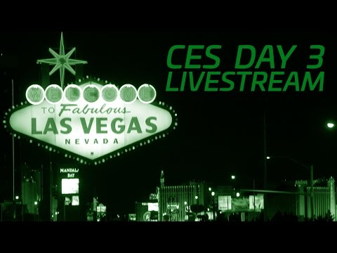 Live from CES 2017 in Las Vegas with TechCrunch (Day 3)