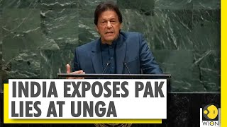 India's UN Mission Exposes Pakistan's Lies At United Nations | UNGA | World News