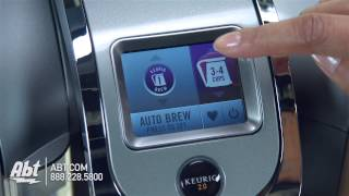 Keurig 2.0 K550 Brewing System Overview