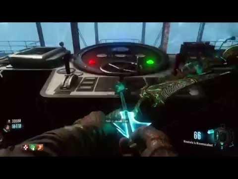 Call Of Duty Black Ops 3 Der Eisendrache Easter Egg(Left Tram Easter Egg)