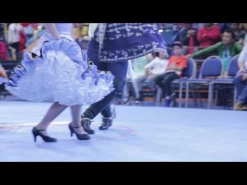 Nota / Se realizó XXXVII Campeonato Nacional de Cueca Escolar Básica y Media en Mulchén