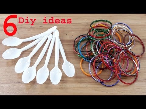 6 DIY Room Decor !!! Out of Handmade Things || DIY Projects