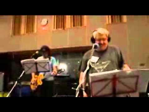 Daniel Johnston & Friends - Fish - BBC Maida Vale Studios - 2008