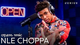 NLE Choppa ''Shotta Flow'' (Live Performance) | Open Mic