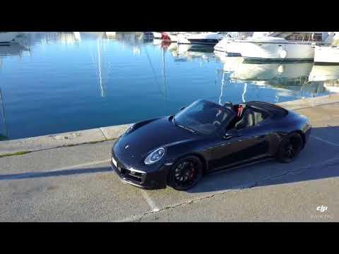 Porsche 991 Carrera 4 GTS convertible Cote d'Azur - Luxury car rental