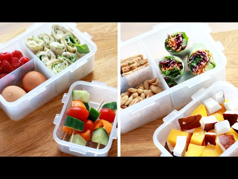 Gezonde Lunch Box