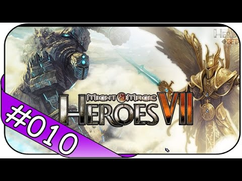 Heroes 7 Beta # 10 ► Stärkere Einheiten ☯ Let's Play Might and Magic Heroes 7
