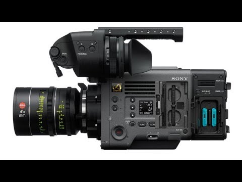 Sony Venice Full Frame Cinema Camera