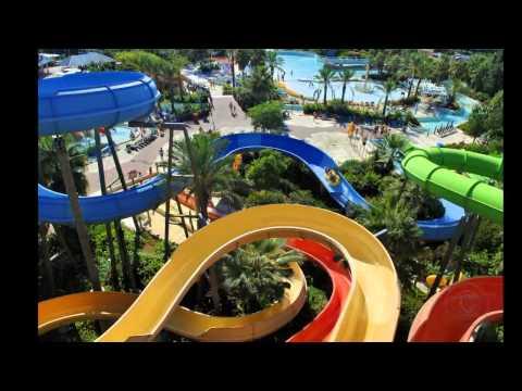 Развлекательный парк Порт Авентура. Испания