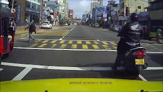Funny Accident and Crazy Driving - Sri Lanka 2017