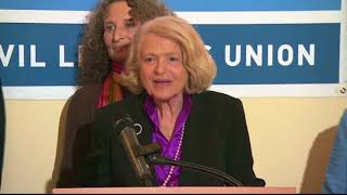 Edith Windsor, plaintiff in 2013 same-sex marriage case, dead at 88