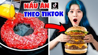 TRY COOKING BY CLIP VIRAL, HOT TREND ON TIKTOK | SUNNY TRUONG