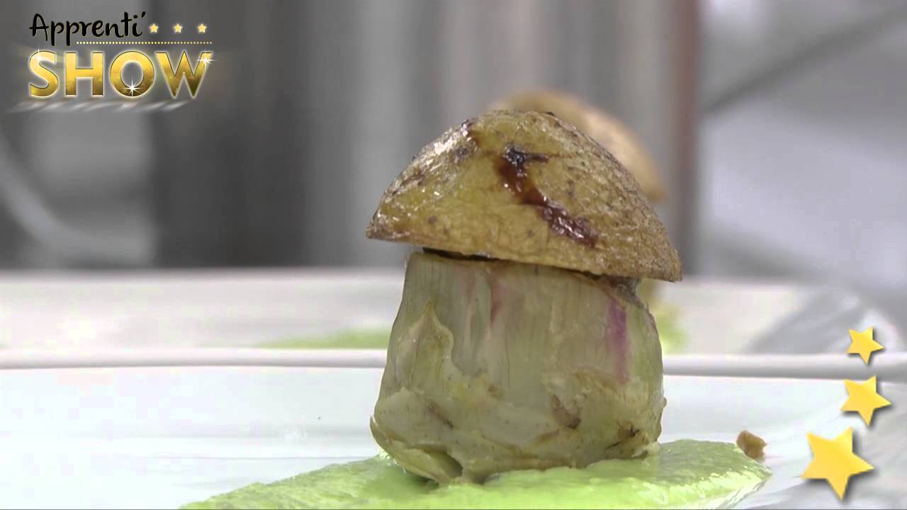 clément portrait finaliste cfa carcassonne cuisine - youtube