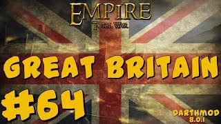 Empire Total War: Darthmod - Great Britain Campaign #64 ~ Peaceful Paris!