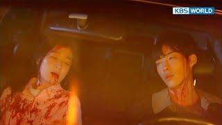 Video [1ClickScene] YooJiTae tries to save WooDohwan in a burning car (MadDog Ep.5) download MP3, 3GP, MP4, WEBM, AVI, FLV Maret 2018