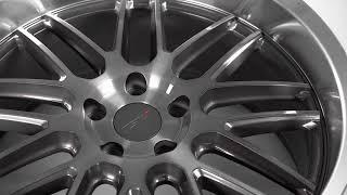 FUEL AUTOTEK Media: TSW Avalon in Gunmetal w/ Brushed Gunmetal Face & Machined Lip