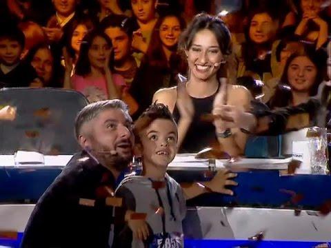 Georgia got a talent - II stage