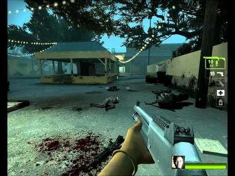 Left 4 Dead 2: How to be a Witch Hunter ( Part 1)
